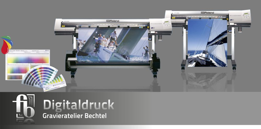 Schaufenster Digitaldruck